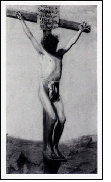 American Painting: Eakins - The Crucifixion