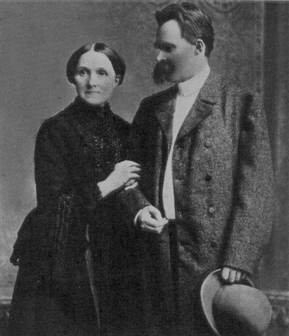 Citation Nietzsche Chaos : Nietzsche: profound atheism