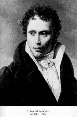 Profil Arthur Schopenhauer (1788 – 1860)
